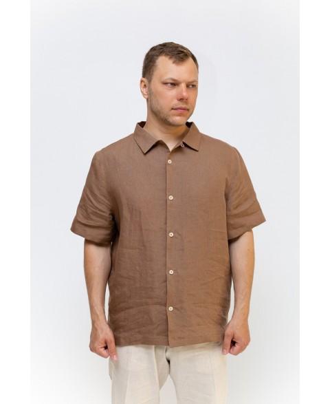 Tiesūs vyriški marškiniai...